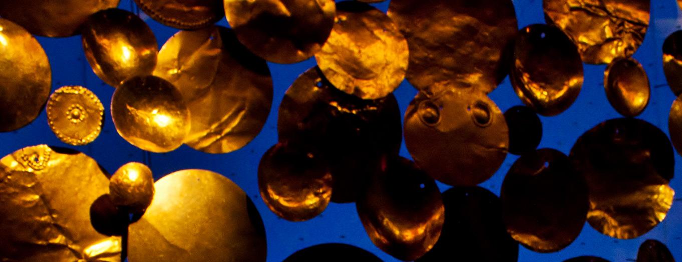 Museu do Ouro, Colombia. Foto: Jack Zalium / CC.